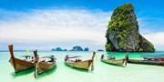 $1,750 起 -- 曼谷 / 清邁/ 布吉 泰國直航機票 全年優惠