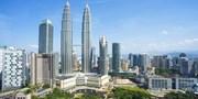 $1,370 起 -- 吉隆坡來回機票 國泰二人同行優惠 可選早去午返航班