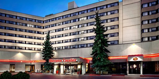$106-$128 -- Calgary Water Park Hotel incl. Weekends