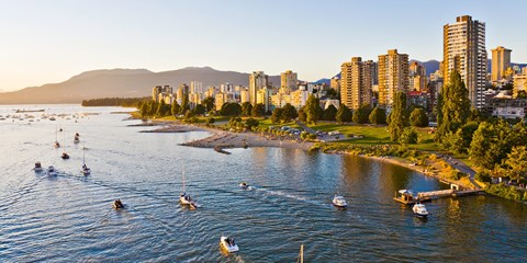 $119 -- Vancouver Stays incl. Parking & Breakfast, Reg. $214