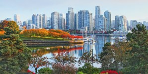 $119 -- Vancouver: Downtown w/Breakfast & Parking, Reg. $214