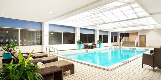 £74-£101 -- Manitoba: Fairmont Winnipeg Hotel into September