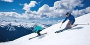 ab 549 € -- Kanada: Skiwoche in Whistler mit Skipass & Auto