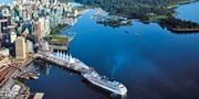 ab 1599 € -- Vancouver & Alaska-Kreuzfahrt an Bord von NCL