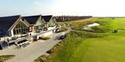 378 € -- Dänemark: Ferienhaus für 4 mit Badeland & Spa, -30%