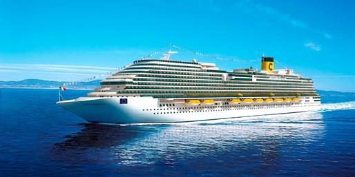199 € -- 1 Woche Kreuzfahrt im westlichen Mittelmeer, -43%
