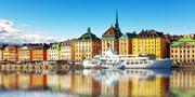 ab 619 € -- Höhepunkte Skandinaviens: Reise durch 3 Länder