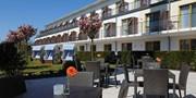 ab 129 € -- Ostsee: Hotel Vier Jahreszeiten mit HP & Spa