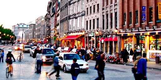 $89 -- Montreal Hotel w/Parking or Breakfast, Save 40%