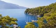 ab 691 € -- Türkei: Sommerurlaub auf privater Halbinsel