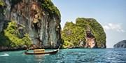 ab 999 € -- Phuket: Luxusurlaub im Marriott-Hotel mit Flug