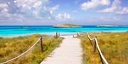 459 € -- Traumstrände & Sonne satt: Urlaub auf Formentera
