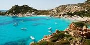 ab 785 € -- Lastminute-Urlaub am Traumstrand auf Sardinien
