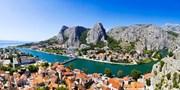 ab 483 € -- Kroatien: Frühling im Top-Hotel mit Flug & HP
