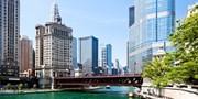 ab 968 € -- Chicago: 4*-Hotel in Top-Lage mit Flug