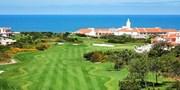 ab 491 € -- Portugal: Luxuswoche im Golfhotel & Mietwagen