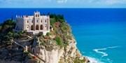 ab 679 € -- Sommerurlaub in Kalabrien mit Halbpension & Flug