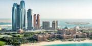 ab 997 € -- Abu Dhabi: Luxustage im Wolkenkratzer-Hotel