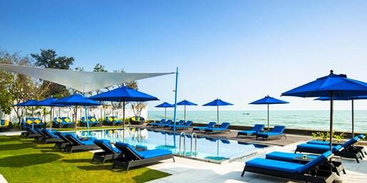 ab 826 € -- Toll bewertet: Badeurlaub in Thailand mit Flug