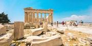 ab 424 € -- Kultur, Kulinarik & Mittelmeerklima in Athen