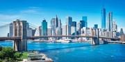 ab 606 € -- 6 Tage New York: sehr beliebtes Hotel mit Flug