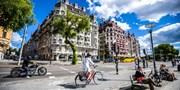 ab 252 € -- 4 Tage Stockholm: beliebtes 4*-Hotel mit Flug