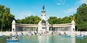 ab 303 € -- Madrid: 4 Tage im 5*-Luxushotel mit Flug