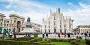 ab 272 € -- Mailand: 4 Tage im 5*-Hotel mit Frühstück & Flug