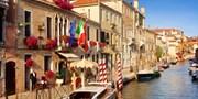 ab 249 € -- Venedig: 5 Tage im 4*-Hotel mit Frühstück & Flug