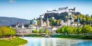 ab 233 € -- Salzburg: 4 Tage im 4*-Hotel mit Frühstück, Flug
