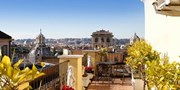 ab 202 € -- 5 Tage Rom: zentrales 4*-Hotel, Frühstück & Flug