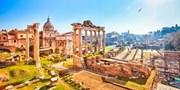 ab 167 € -- 4 Tage Rom: zentrales Hotel, Frühstück & Flug
