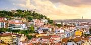 ab 289 € -- 4 Tage Lissabon: 5*-Hotel, Frühstück & Flug