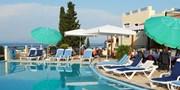 ab 369 € -- Korfu-Woche im Aparthotel mit Halbpension & Flug
