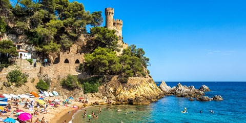 328€ -- Vacances 4* sur la Costa Brava avec vols compris