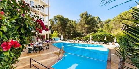 499€ -- Vacances d'été aux Îles Baléares, au lieu de 1029€