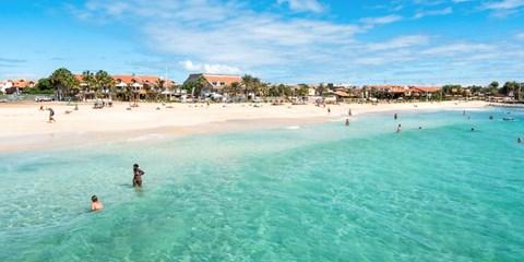 599€ -- Vacances 4* tout inclus au Cap-Vert au lieu de 1099€