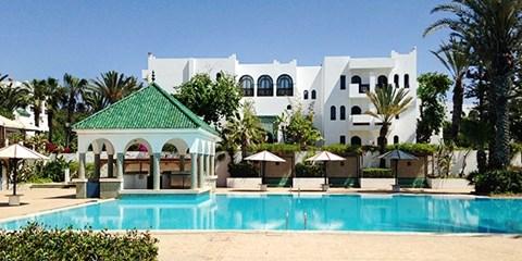 Dès 379€ -- Vacances tout compris à Agadir, au lieu de 769€