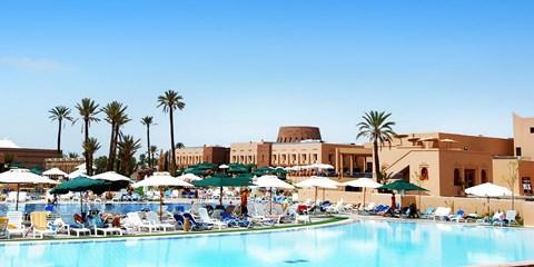 349€ -- Vacances 4* tout compris à Marrakech cet été, -380€