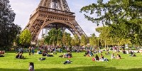 $487 -- NYC to Paris Nonstop into Fall (Roundtrip)