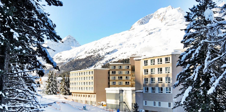 St. Moritz: Skiwoche mit All Inclusive, -480 €