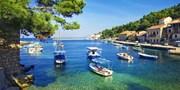 ab 720 € -- Neue Luxusyacht: 1 Woche kroatische Adriaküste