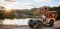 $189 -- Luxe Safari 'Glamping' Experience in California