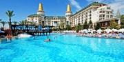 777 € -- Türkische Riviera: 5*-Woche & All Inclusive, -358 €