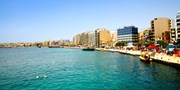 £259pp & up -- Malta: 4-Star Seafront Holiday w/Meals & Flts