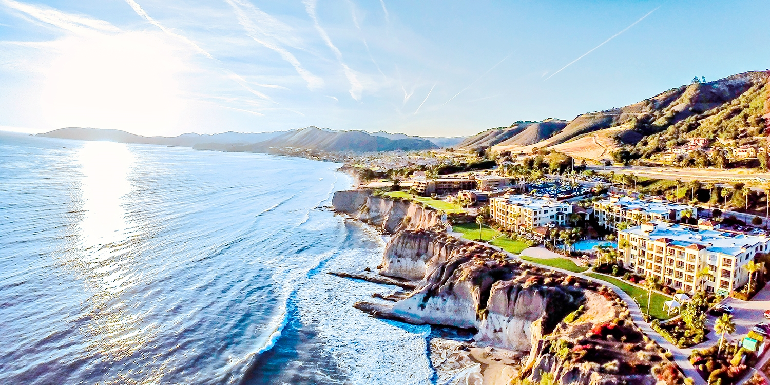 $249 -- 4-Star Oceanfront Pismo Beach Hotel, $200 Off