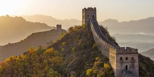 1499 € -- 2 Wochen China mit Yangtze-Kreuzfahrt, -600 €