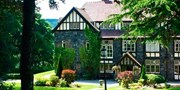 £139 -- Gourmet Country-House Stay near Snowdonia, Was £212