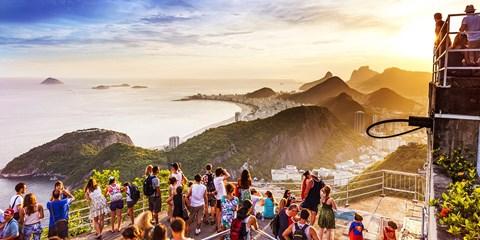 Dès 545€ -- Vols A/R vers Rio de Janeiro à saisir