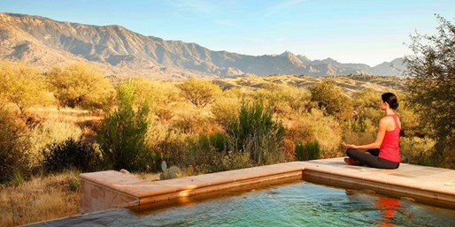 Travelzoo Deal: Miraval: 'World's Best' All-Inclusive Spa Resort, 45% Off